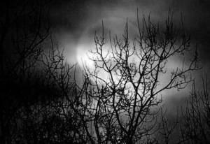 creepy moon 2